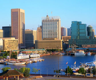 Inner Harbor Baltimore Maryland Live Webcam