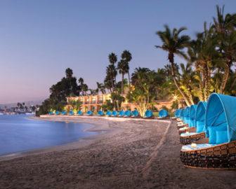 Bahia Resort HD Webcam in San Diego CA