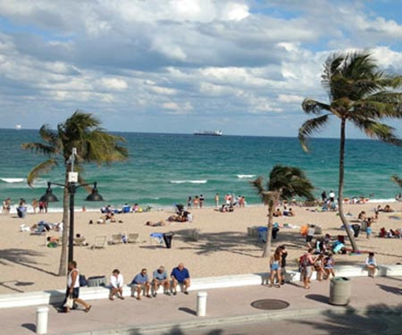 Fort Lauderdale Beach Place Webcam