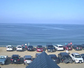 The Beachcomber Webcam in Wellfleet
