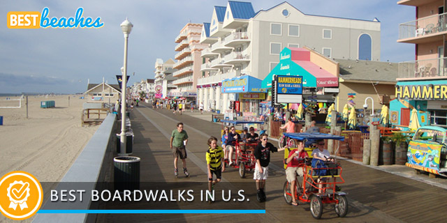 Best Boardwalks in America to Visit this Summer