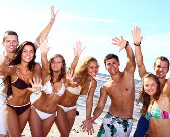 Top Spring Break Destinations in the U.S.