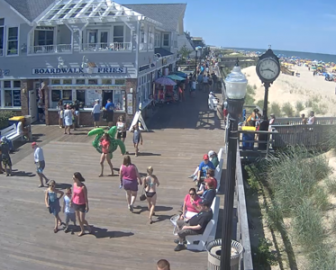Bethany Beach Boardwalk Live Cam Travel Guide