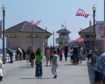Huntington Beach Pier Live Webcam
