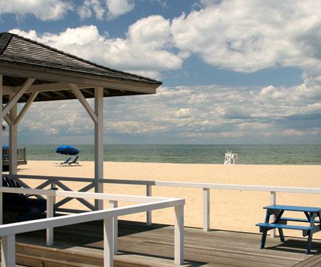 Cliffside Beach Club in Nantucket
