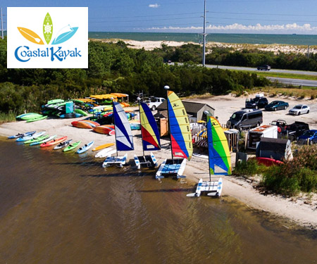 Coastal Kayak Webcam, Fenwick Island, Delaware