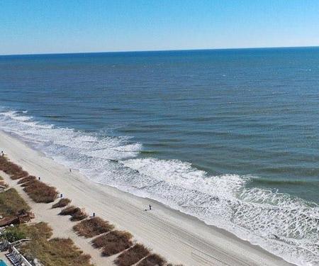 C Beach Resort Webcam In Myrtle
