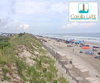 Corolla Light Resort Beach Webcam, Outer Banks NC