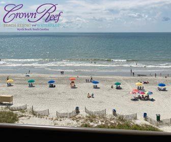 Crown Reef Beach Resort Webcam, Myrtle Beach South Carolina