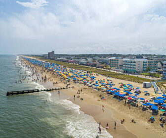 Visit Rehoboth Beach, Delaware Vacation - LiveBeaches.com