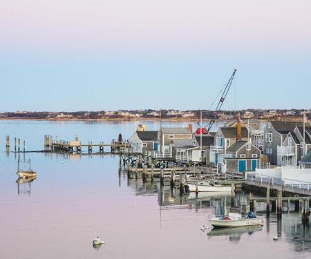 Nantucket Dreamland Harborview Webcam