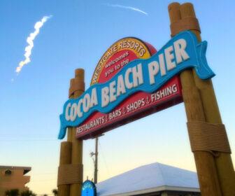 Cocoa Beach, FL Pier Cam