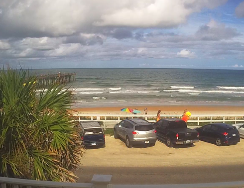 Flagler Surf Webcam In Beach