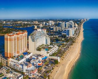 Aerial Tour of Fort Lauderdale, FL