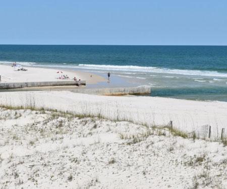 Gulf Shores Beach Webcam