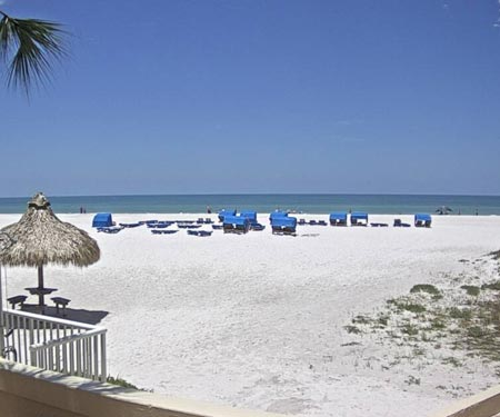Hideaway Sands Resort in St Pete Beach, FL