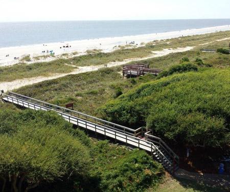 Hilton Head Island Club Beach Cam