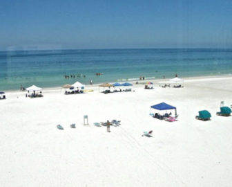 Island House Beach Resort Webcam