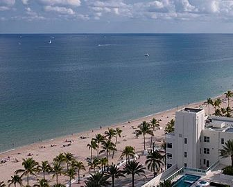 Fort Lauderdale Beach Live Webcam