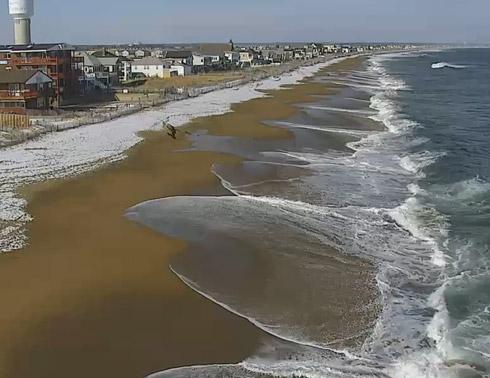 Salisbury Beach Webcam North - Cape Cod
