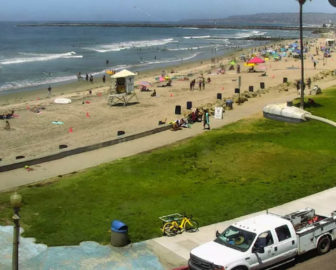 Ocean Beach Webcam in San Diego