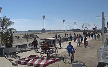 Ocean City MD Boardwalk Action Cam