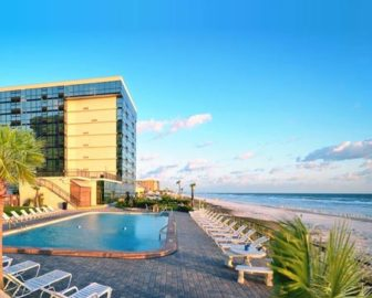 Oceanside Inn Webcam in Daytona Beach Florida