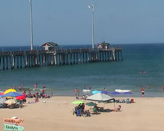 Jennette S Pier Webcam In Nags Head