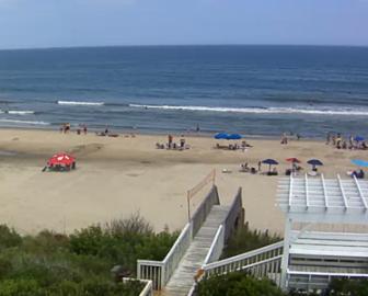 Whalehead Beach Webcam In Corolla Nc