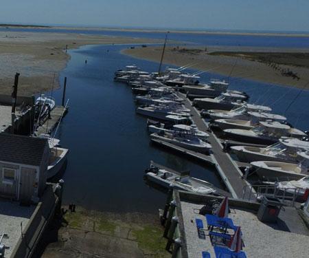 Outermost Harbor Marine Webcam - Cape Cod