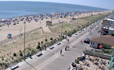 Rehoboth Beach Boardwalk Webcam Atlantic Sands Hotel
