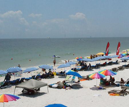 Sea and Suds Beach Cam in Gulf Shores AL - Live Beaches