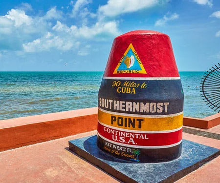Southernmost Point Webcam in Key West