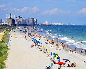 South Carolina Beaches