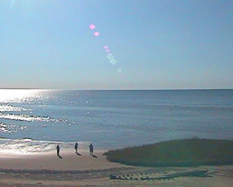 Cape Cod Bay Sunset Cam