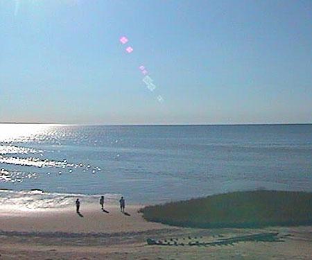 Cape Cod Bay Sunset Cam