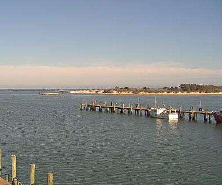 Sunset Marina Webcam in Ocean City Maryland