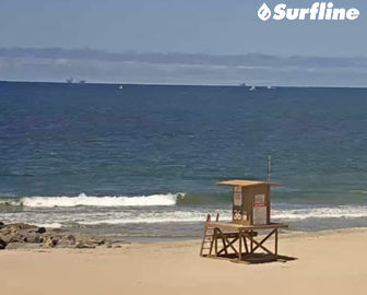 Surf Cam in Newport Beach by Surfline
