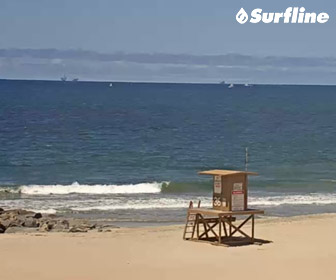 Surf Cam in Newport Beach by Surfline