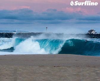 The Wedge Surf Cam in Newport Beach by Surfline