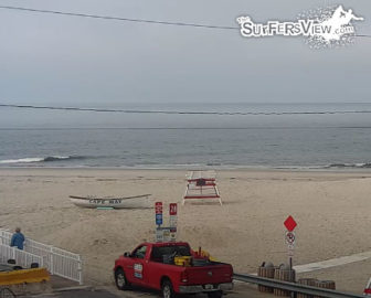 Cape May NJ Beach Cam - The Surfers View
