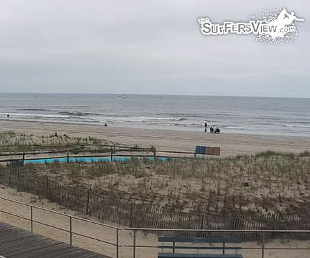 Ocean City, NJ Beach Cam - The Surfers View