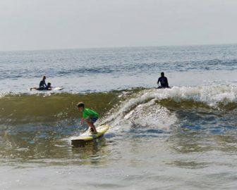 Tony Silvagni Live Surf Cam Carolina Beach NC