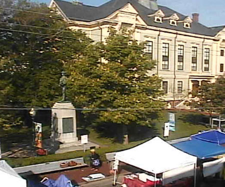 Provincetown Town Hall Cam