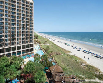 Tilghman Golf And Beach Resort North Myrtle Beach Sc