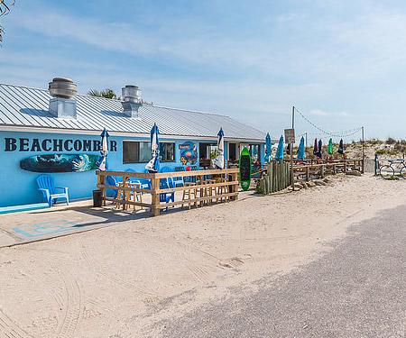 Beachcomber Restaurant Webcam