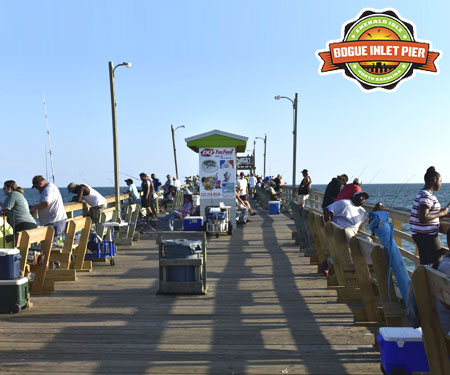 Bogue Inlet Fishing Pier Cam - Live Beaches