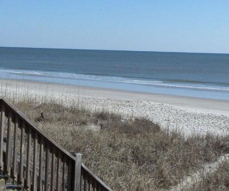 Holden Beach Vacations Beach Cam