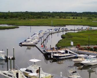 Cape May Marina Dock Cam