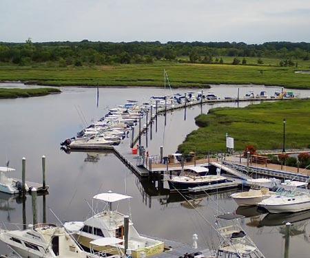 Cape May Marina Dock Cam